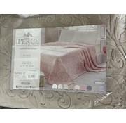 IPEKCE Ipekce Silver Deken 1-Persoons 1 Delig Beige