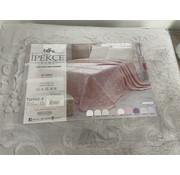 IPEKCE Ipekce Silver Deken 1-Persoons 1 Delig Grijs