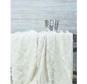 KARACA HOME Karaca Elite Raschel Tafelkleed ( Runner )  Beige 60 x 160 cm
