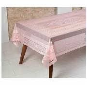 Wenessi Tafelkleed Roze 160 x 220cm