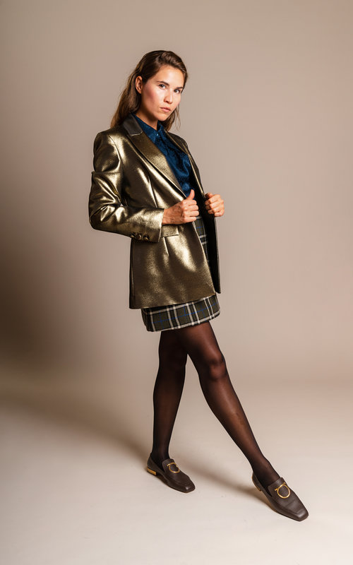 Tailored SB Jacket Gold