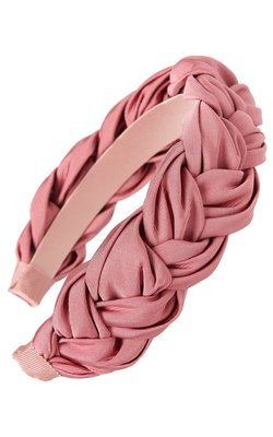 Jennifer Behr Headband Silk rose
