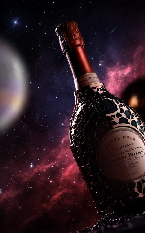 Laurent Perrier Lp Robe Constellation