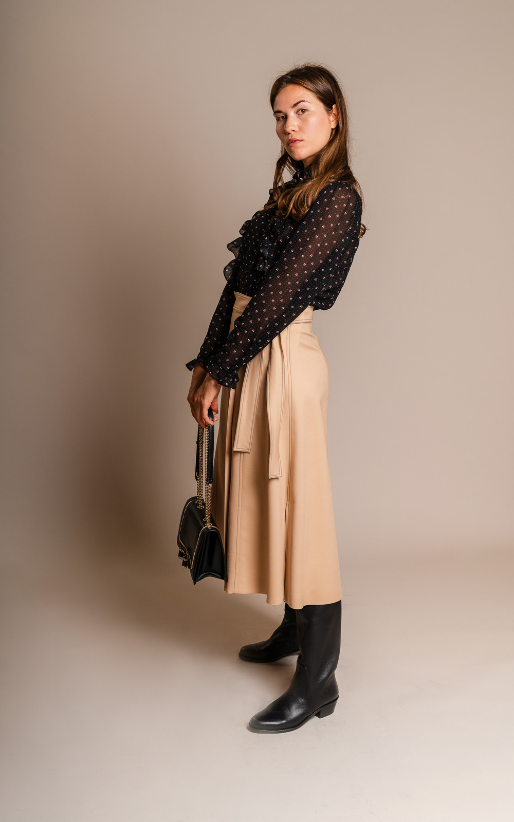 Sportmax Badess skirt