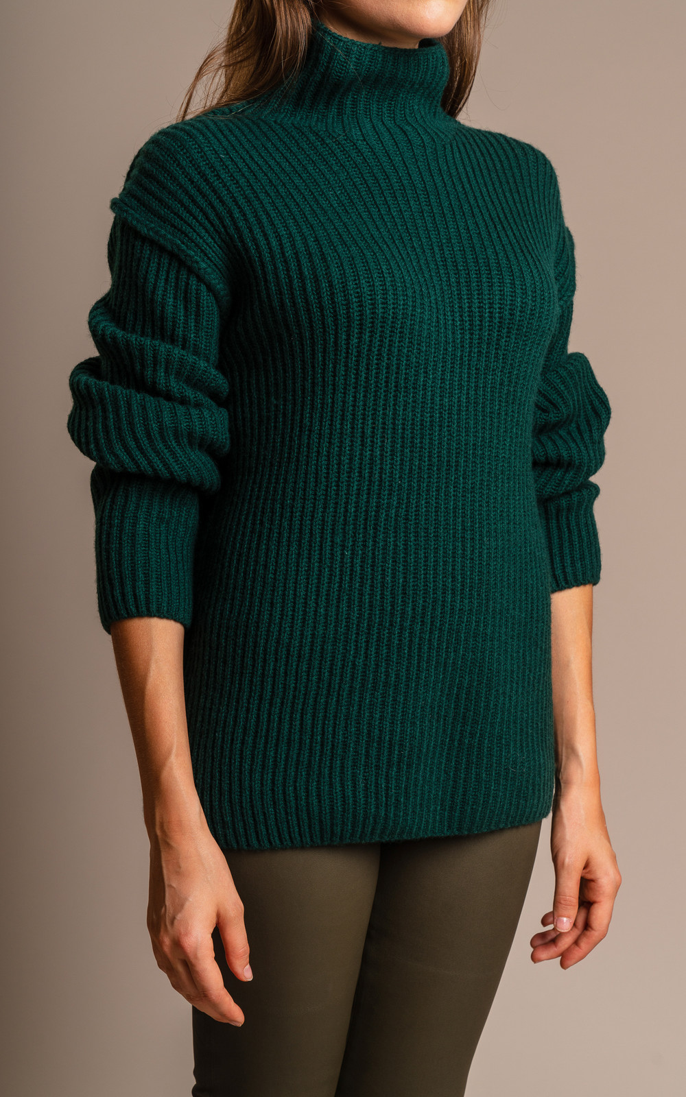 Tory Burch Oversized turtleneck
