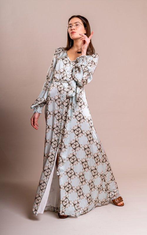 Sage & Ivy Helena long dress