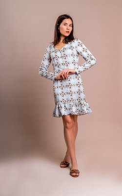 Sage & Ivy Alexandra dress print