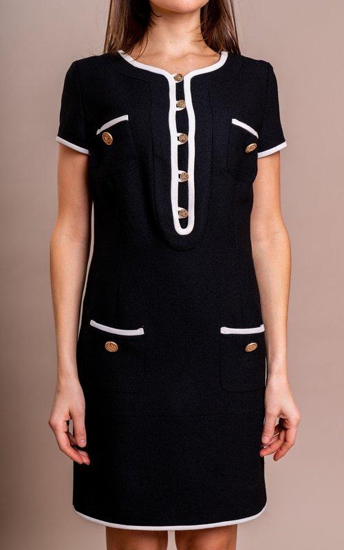 Sage & Ivy Penelope dress black