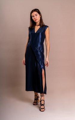 Sportmax Tania waterfall dress