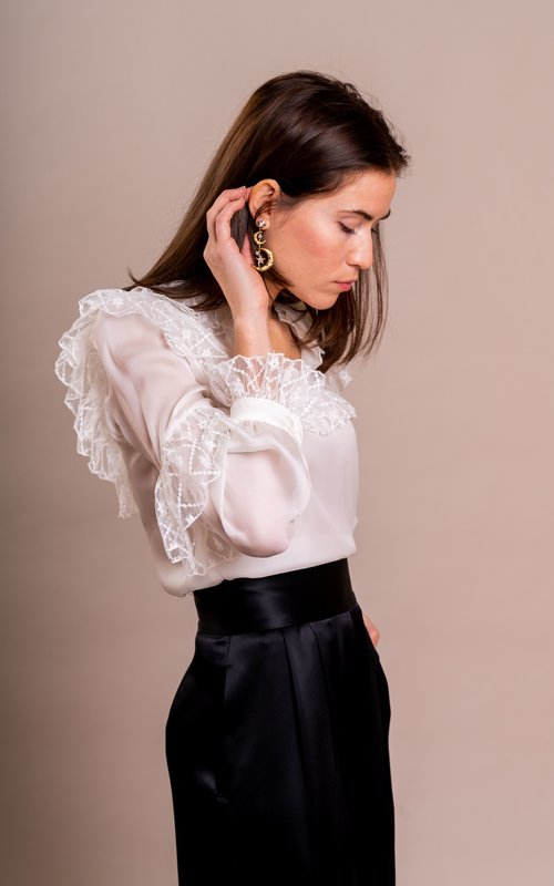 Misty Blouse off white
