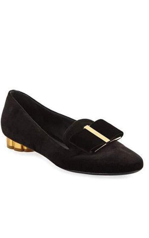 Sarno velvet loafer