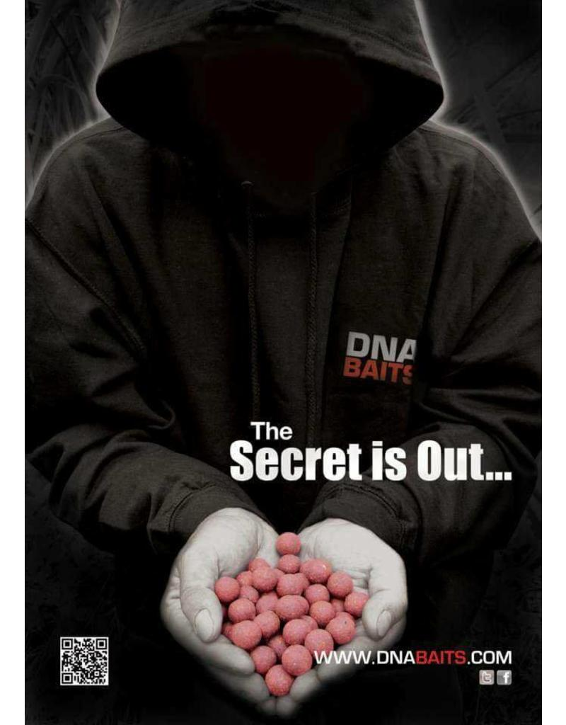 DNA Baits Shelflife boillies Secret 7