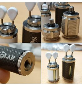 Solar P1 Stainless Drag Weights 15 gram