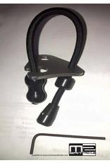 TPE Tackle Noir Butt Bungee Rod Grip