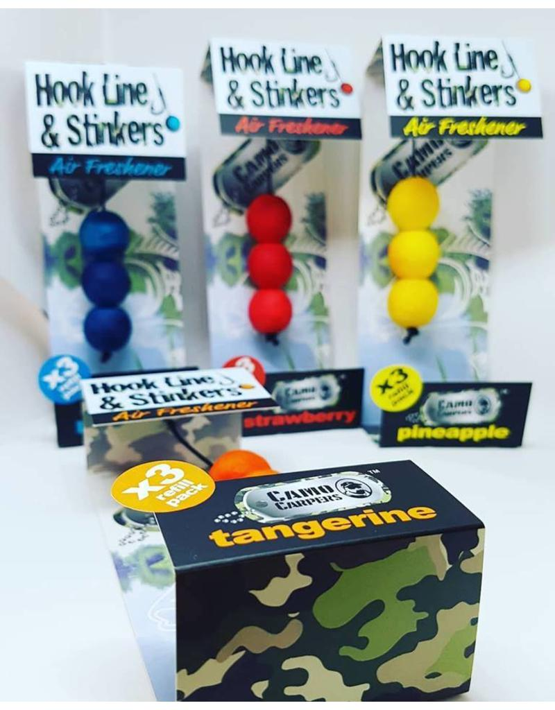 Camo Carpers Hook Line and Stinkers Wiederbefüllung