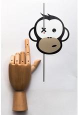Monkey Climber Monkey Aufkleber