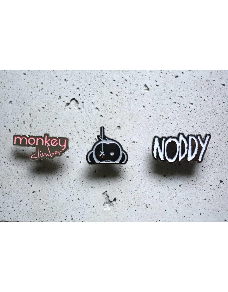 Monkey Climber MC Pin