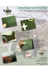 Vass Wader repair kit