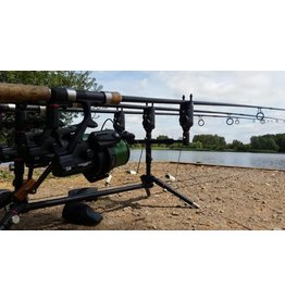 Custom Angling Solutions Resolute 3 rod compact pod
