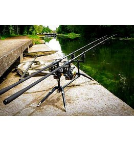 Custom Angling Solutions Resolute 2 rod compact pod