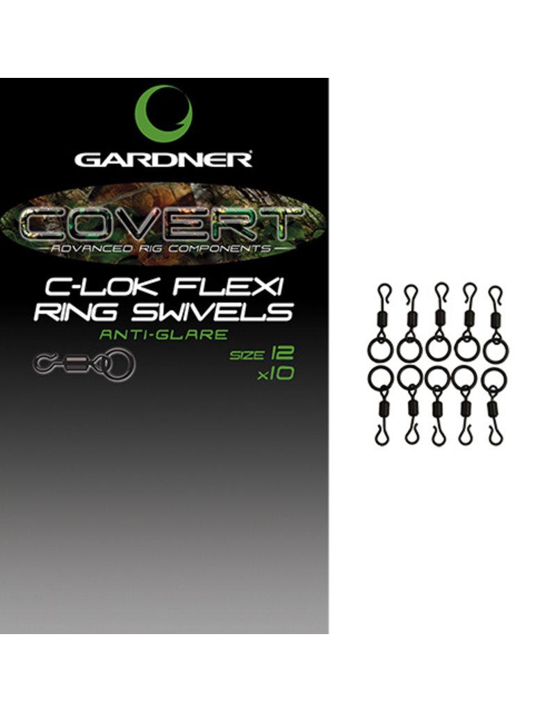 Gardner Covert C-Lok Flexi ring swivel size 12