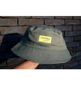 Monkey Climber Bucket hat olive