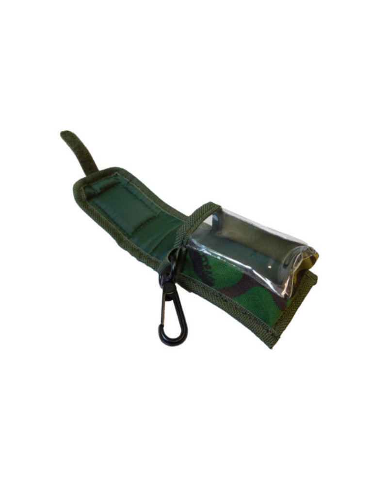 Cotswold Aquarius Neville camo receiver pouch