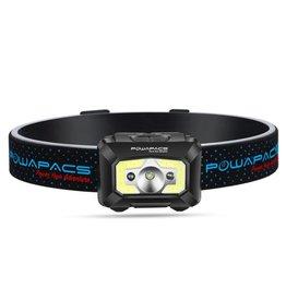 Powapacs Ultralite hoofdlamp