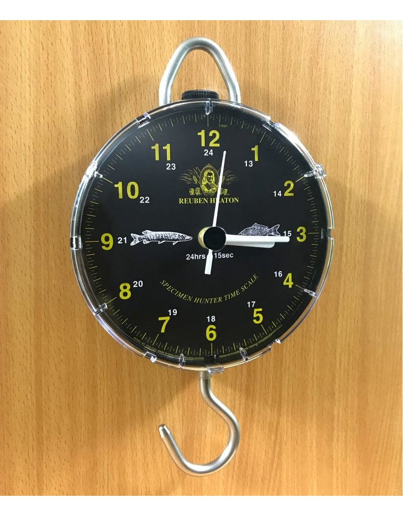 Reuben Heaton Timescale Clock