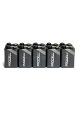 Duracell procell  9 Volt Blockbatterie
