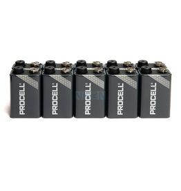 Duracell procell  9 volt block battery