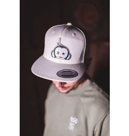Monkey Climber Logo patch snapback grey