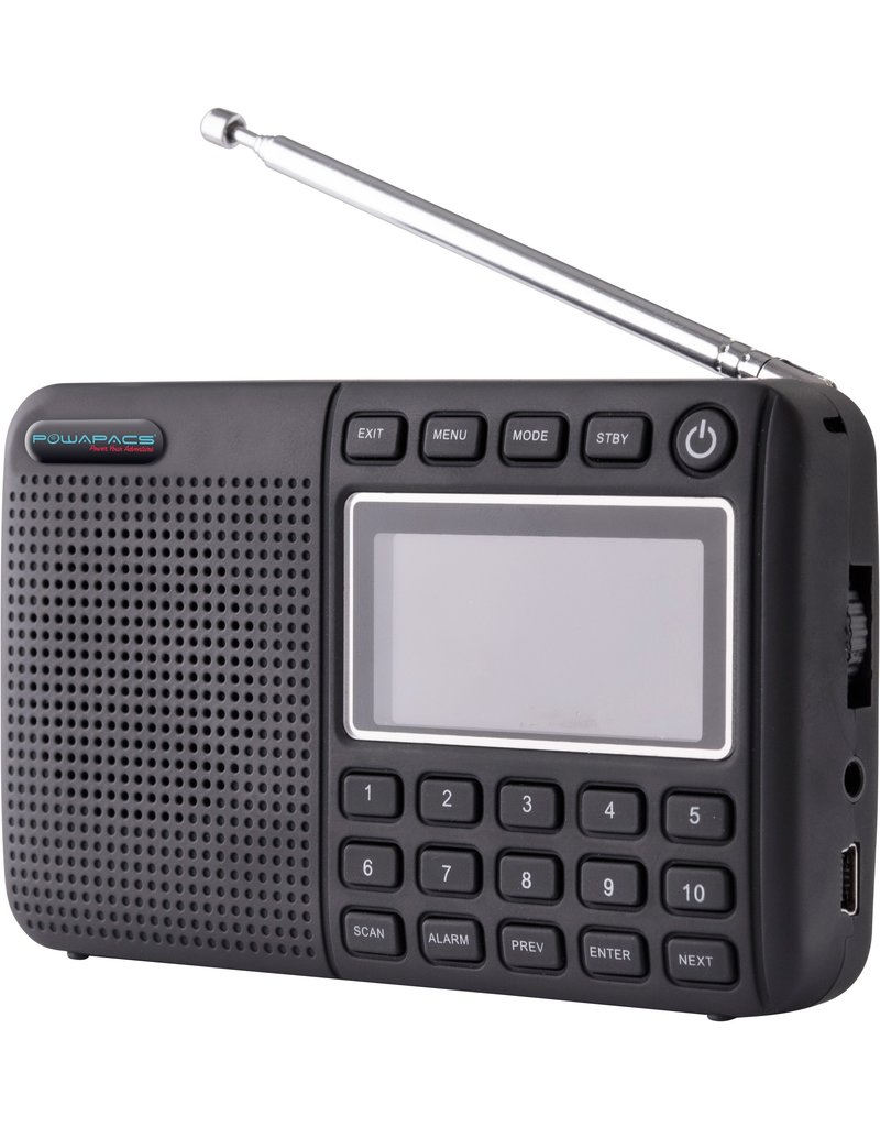 Powapacs DAB+ Pro Radio
