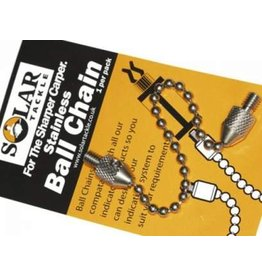 Solar Stainless ball chain 9 inch