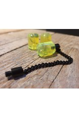 Kudos Tackle Mini domed indicator fluor green
