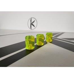 Kudos Tackle Mini domed indicator fluor green