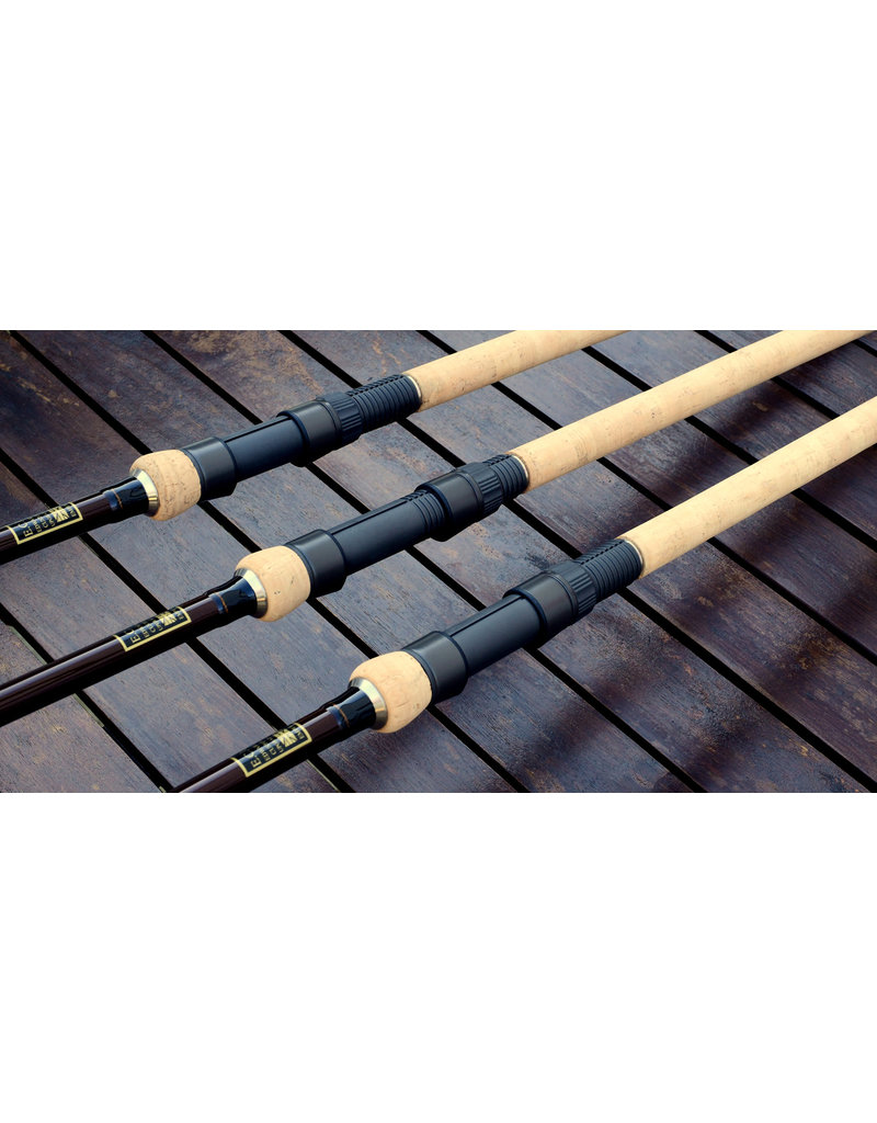 ECU 12FT - 3lb tc carp rod EMPERA DST50 CLASSIC (FULL CORK / FUJI SEAT BUILD)