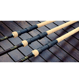 "ECU 12ft6"" - 3.25lb tc carp rod.  EMPERA DST50 CLASSIC (FULL CORK / FUJI SEAT BUILD)"