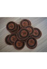 Forgotten Flavours Patch en cuir