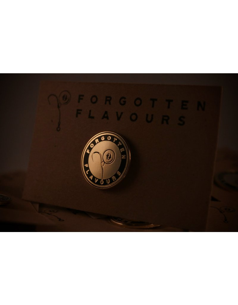 Forgotten Flavours Pin