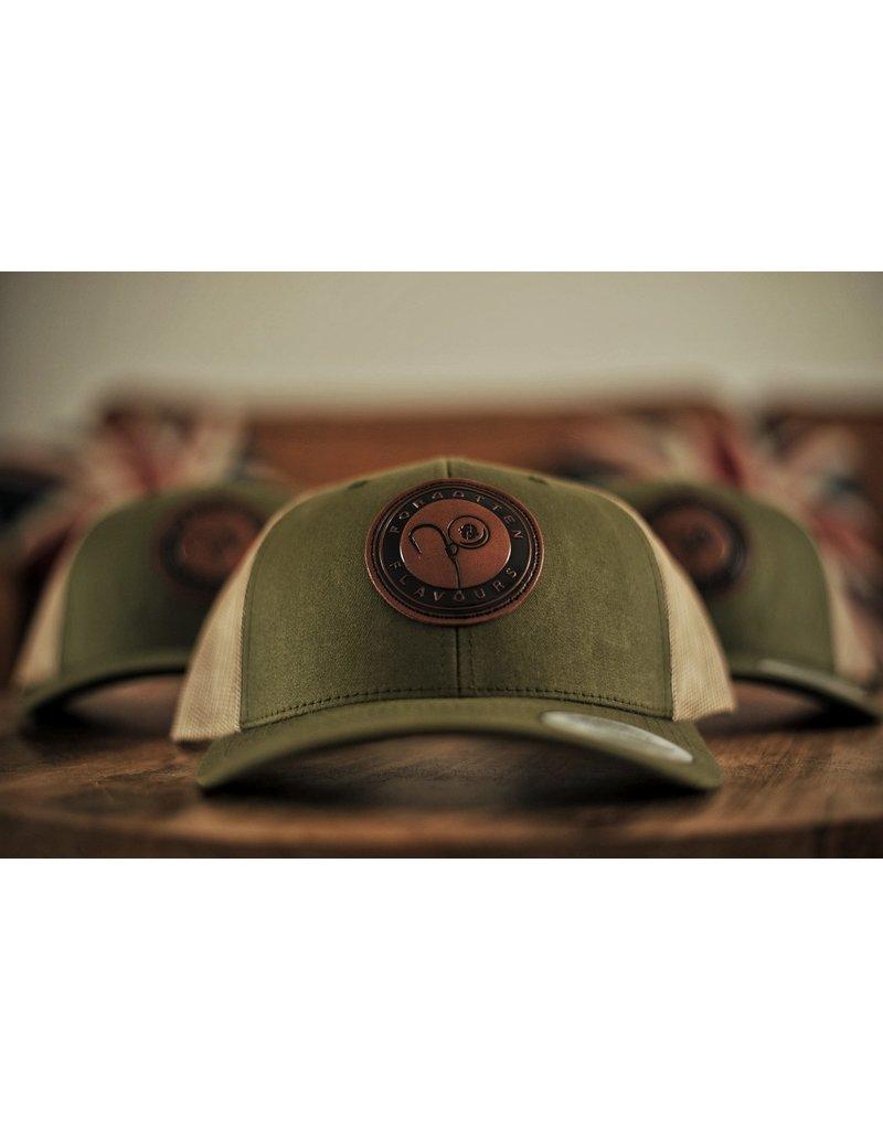 Forgotten Flavours Retro trucker cap