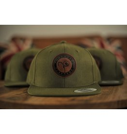 Forgotten Flavours Snapback olive