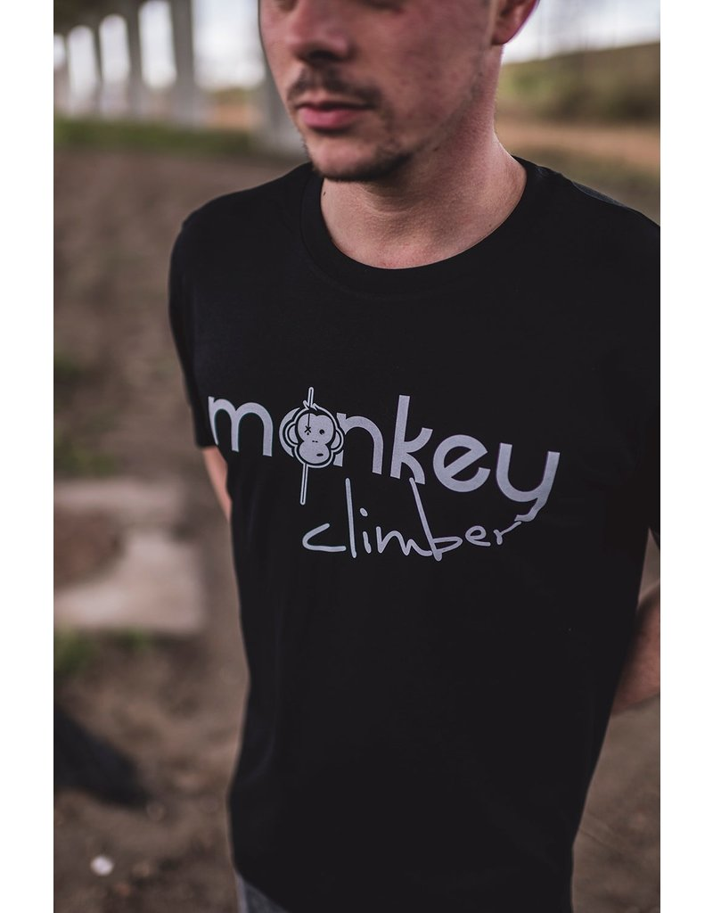 Monkey Climber Front Cover shirt