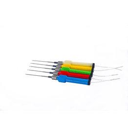Solar Boillie needle blauw