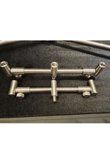 Nbrice Stainless 2 rod adjustable buzzerbar