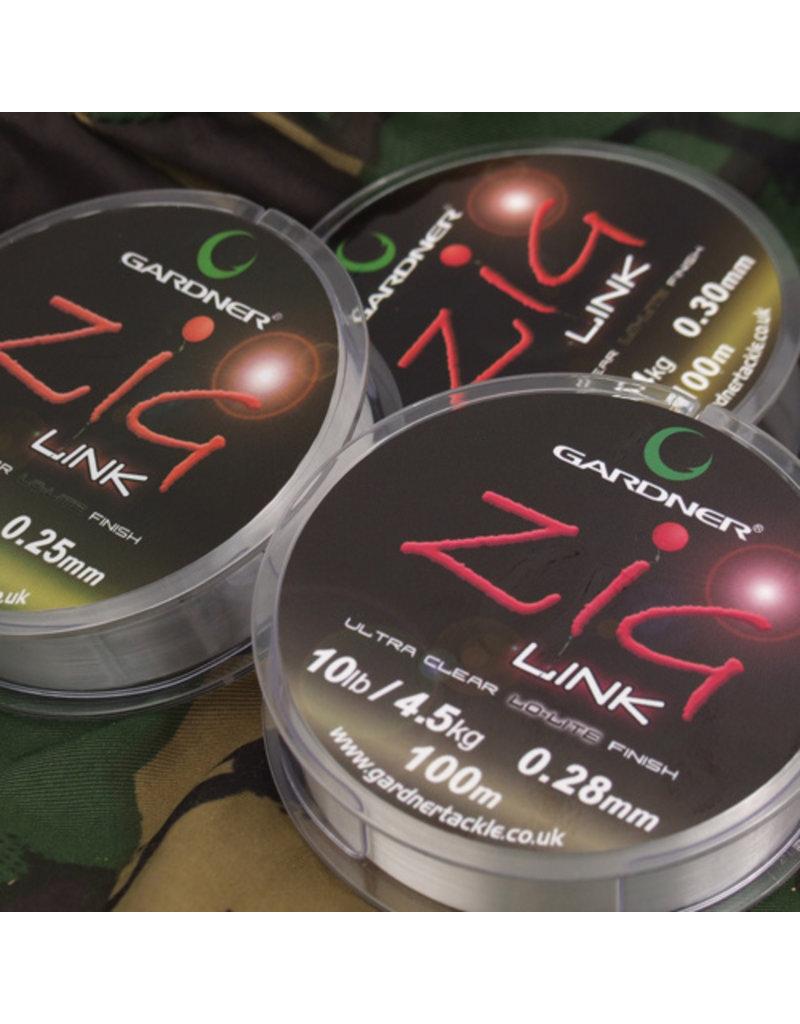 Gardner 12lb Zig Link