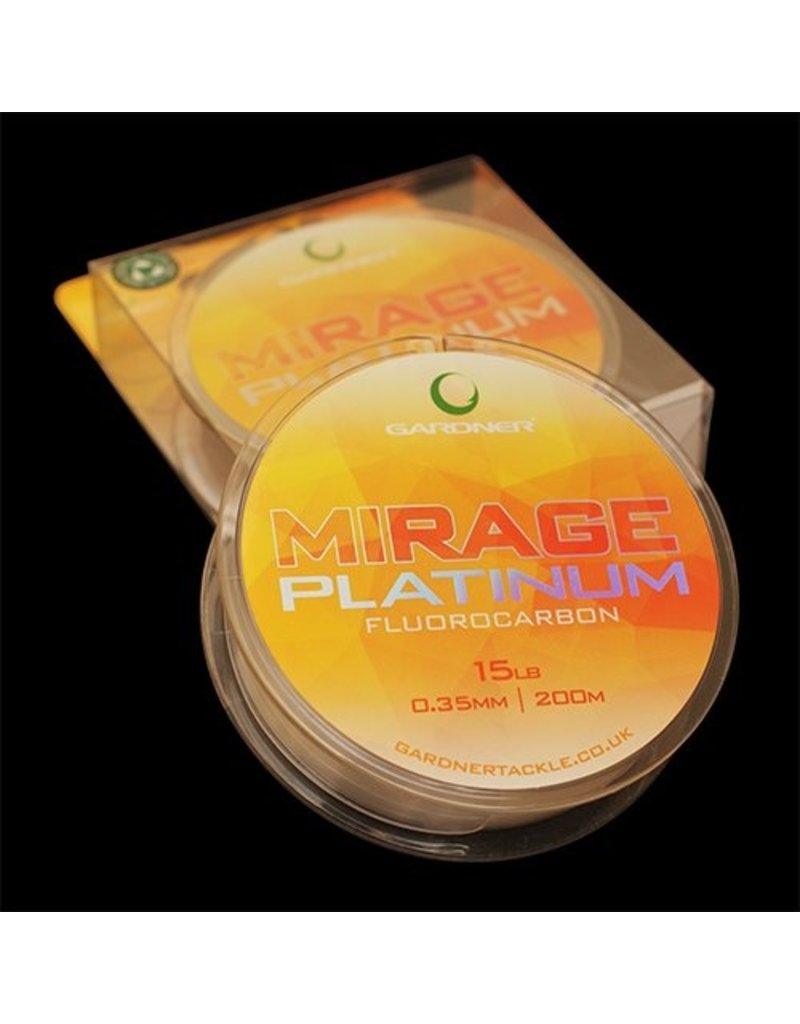 Gardner Mirage platinum 15lb