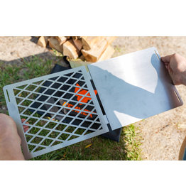 Fennek Grill grid for fire bowl