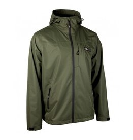 Wofte Clothing Tech jacket shadow Olive
