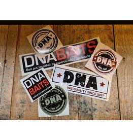 DNA Baits Stickerpack DNA Baits